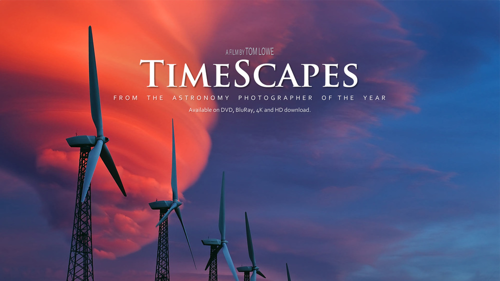Timescapes (2012) - Tom Lowe
