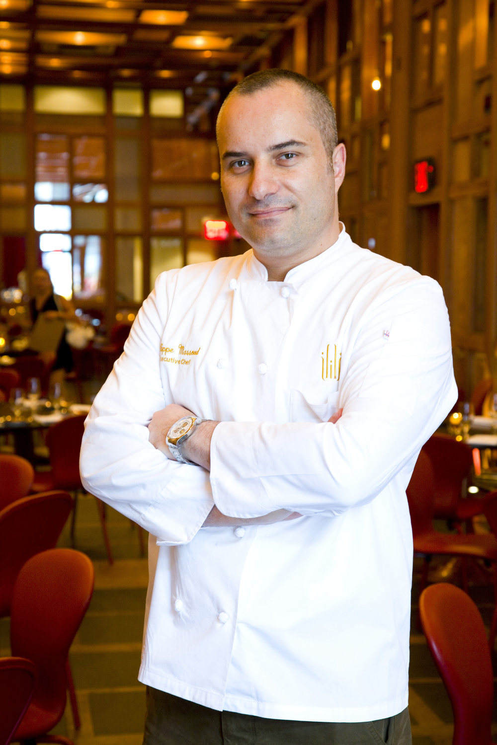 Philippe Massoud, CEO & Executive Chef of Mediterranean Restaurant, ILILI on 5th Ave NYC
