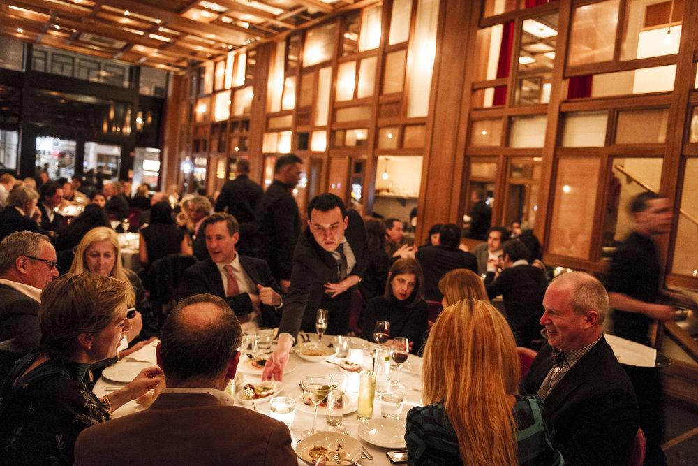 ILILI Restaurant serves the finest Mediterranean Cuisine in NYC