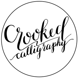 Crooked Calligraphy
