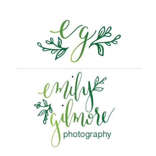 logos branding crooked calligraphy