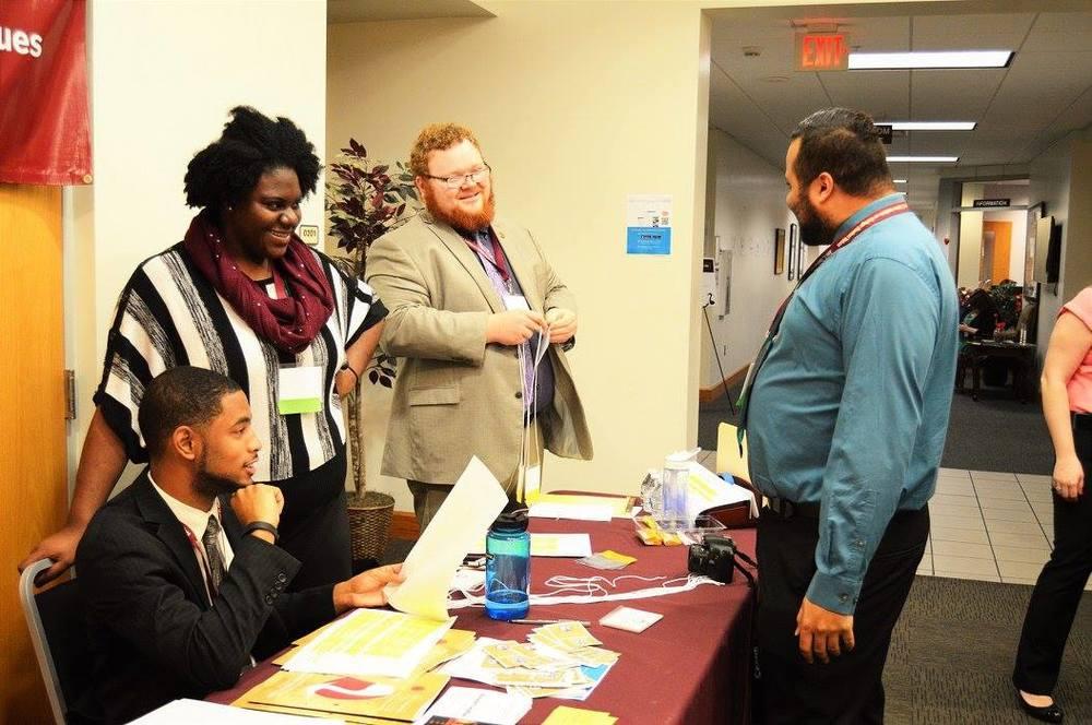 Volunteering with the 2016 Dalton Institute