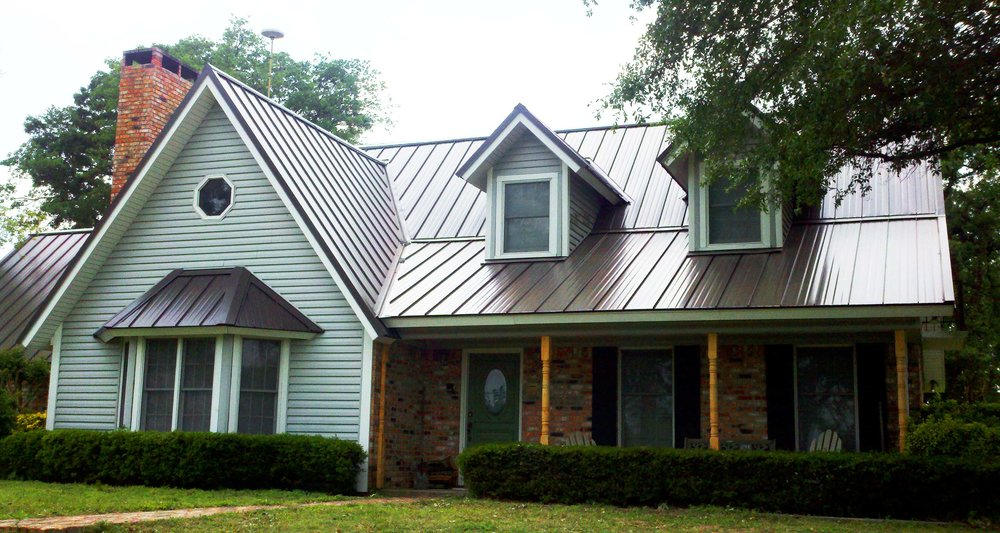 we do not install metal roofing but we know great contractors that do - Install Metal Roof
