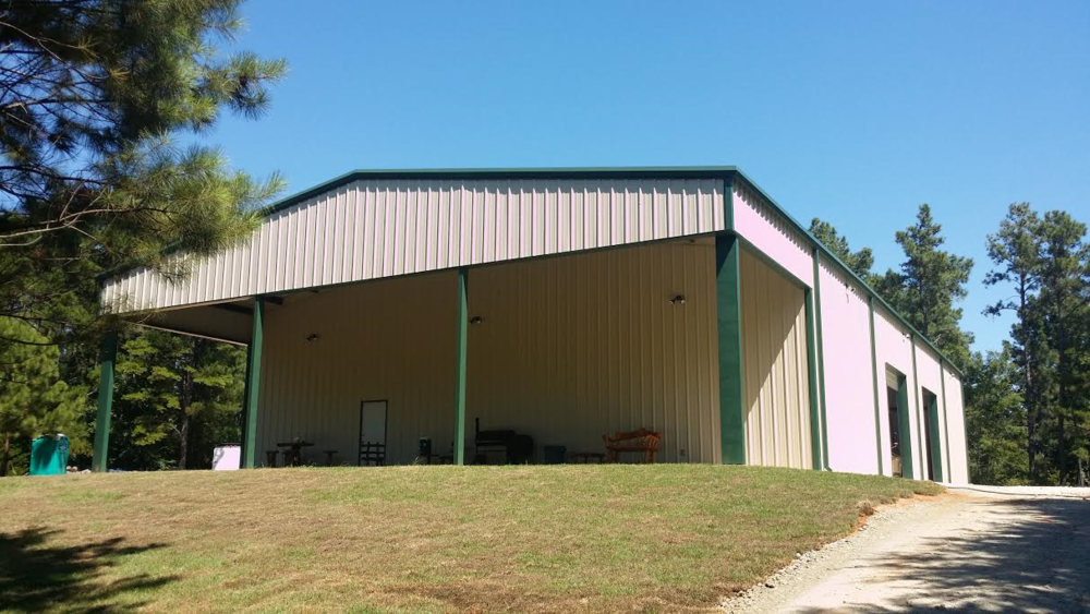 Over 6,000 Square Feet - 60' x 100' and beyond