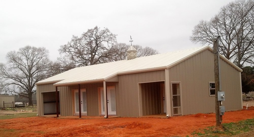 Barndominiums have become the buzz word in recent years. - But there's a myth that says they are always less expensive than traditional wood framing. This isn't true. What most are calling a Barndominium is simply a steel building with living quarters.We've found 3 ways you can get the most value out of a steel building with living quarters. Click the button below to find out how!