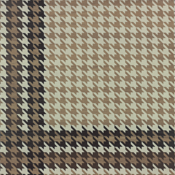 Houndstooth Natural