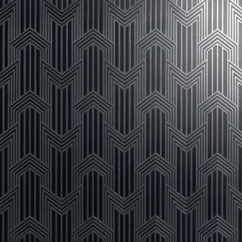 Decoro Geometria Silver