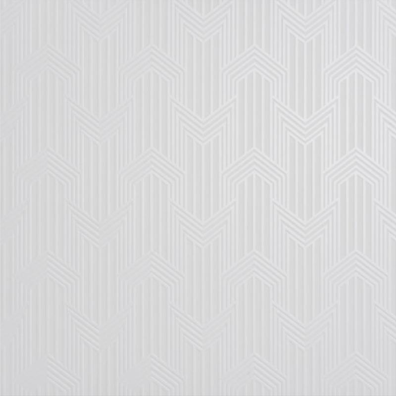 Decoro Geometria Bianco Matte