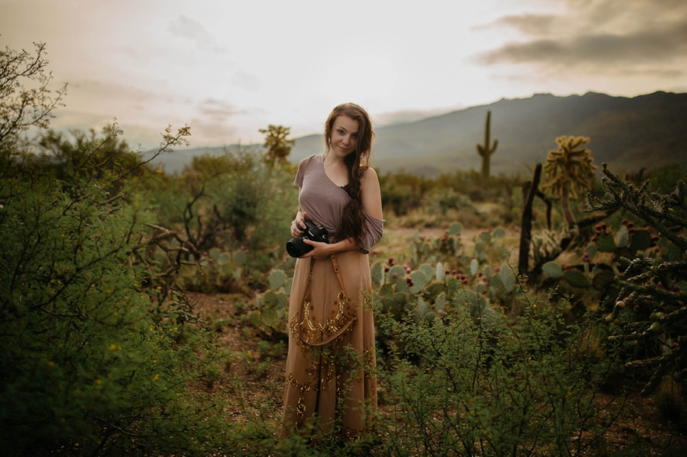 Wedding Photography Arizona: A Wandering Soul