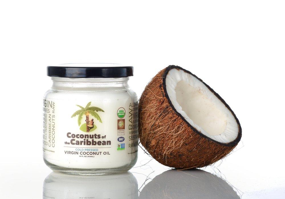 caribbean virgin coconut oil