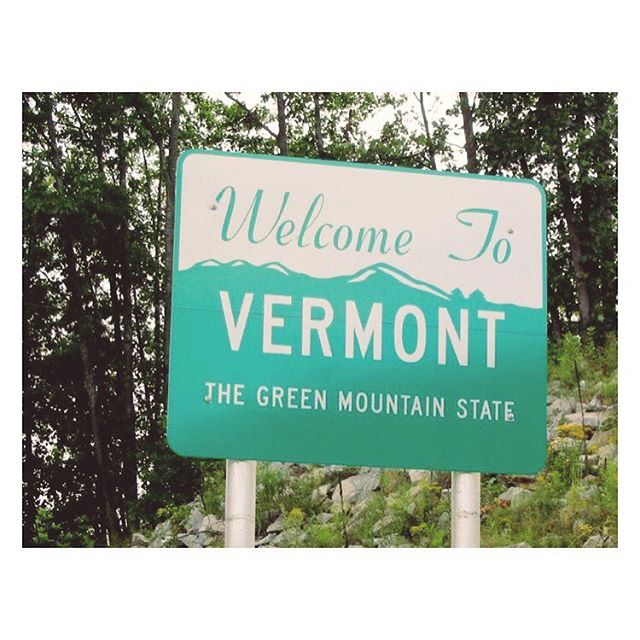 The Green Mountain State just became a little greener now that they've become the first state to legalize marijuana through its legislature and not through a ballot initiative. • • • [FOR MORE INFO ON #VermontLegalization VISIT OUR WEBSITE]