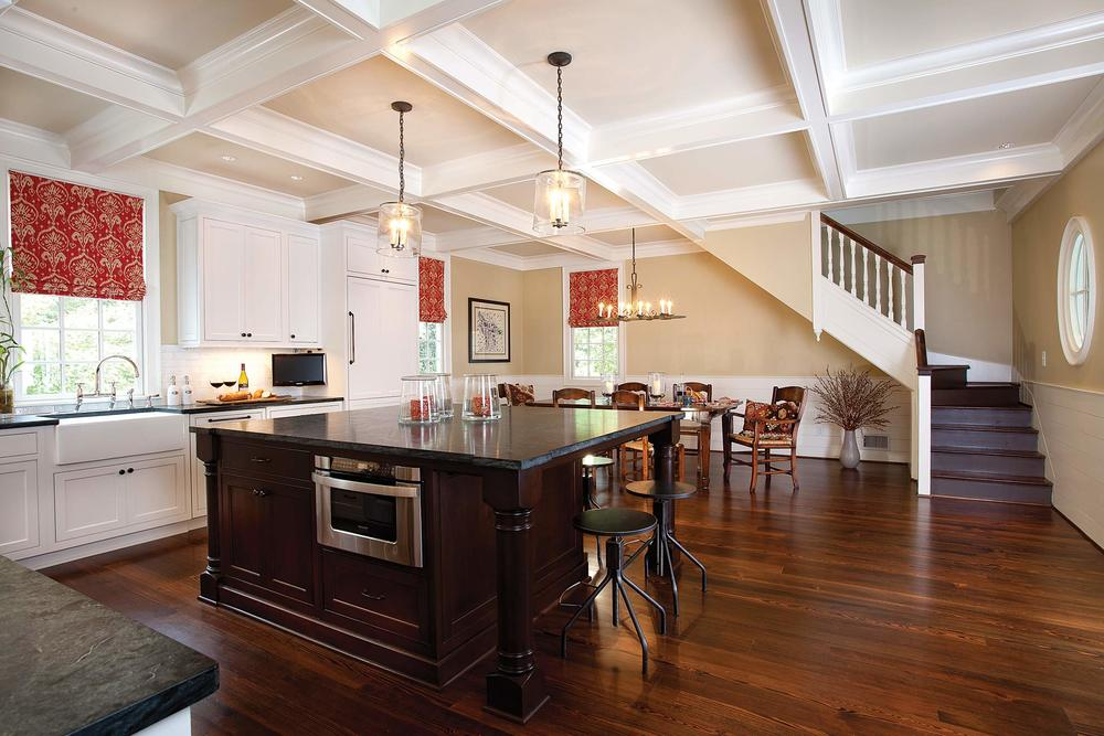 tile wood flooring woodland remodeling rh woodlandremodelingllc com  wood kitchen floor or tile