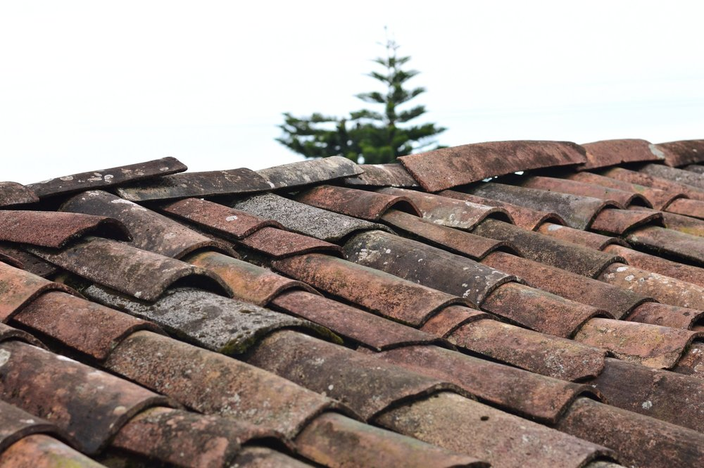A roof in this condition likely has caused more damage inside your home. If you haven't noticed it yet, you will when this project gets underway. Don't let your roof get into this shape.