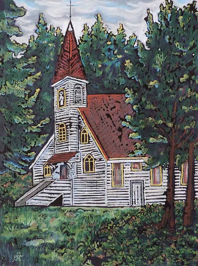 The Church at Friendly Cove