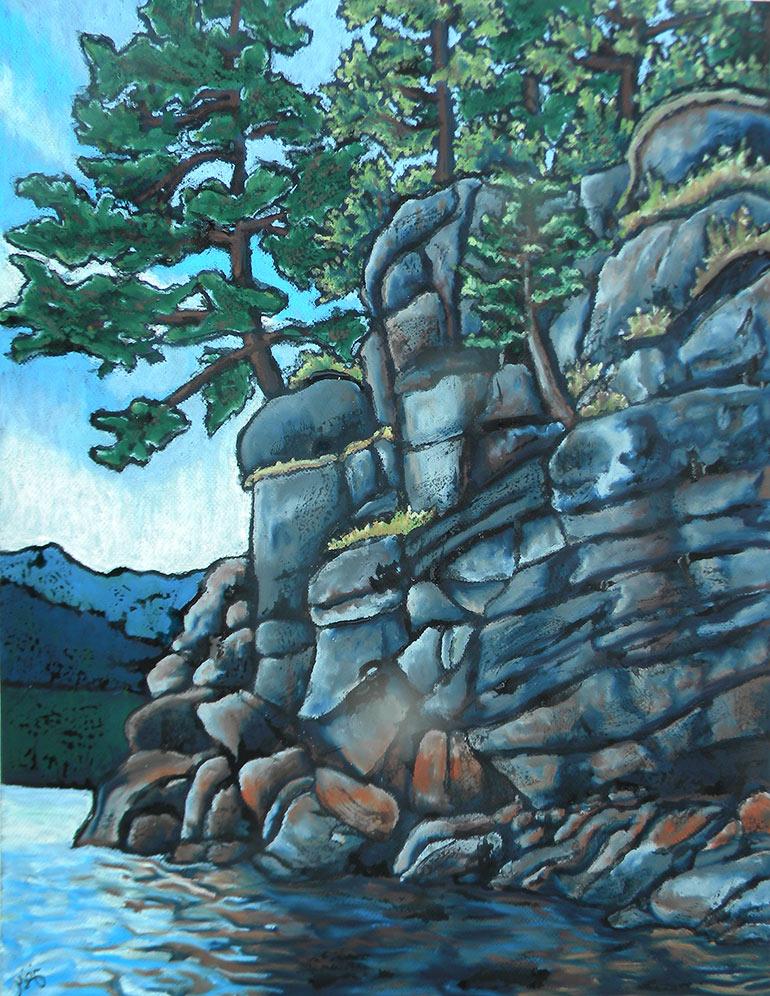 Sandy Hook Rocks
