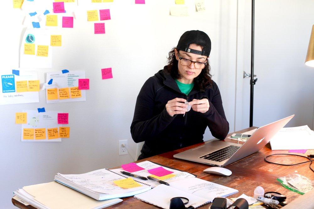VOXAPOD Founder, Amanda Wilson