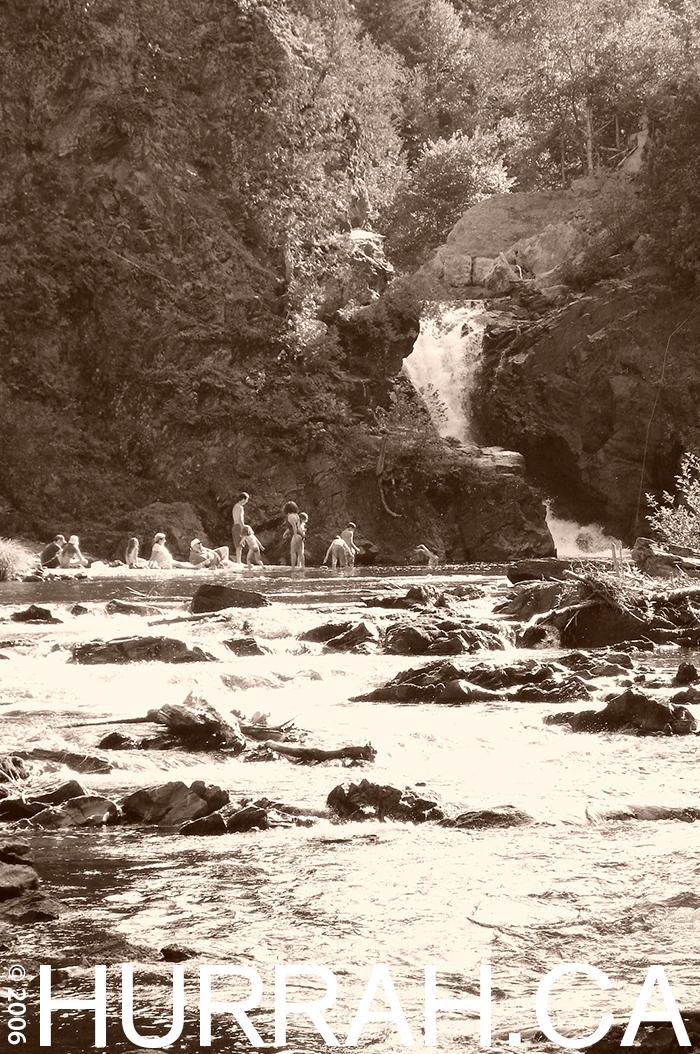 HurraH, Bathurst, New Brunswick, Canada, Tetagouche Falls, Nature, Andrew Herygers, Saltscapes, Mi'kmaq, Salmon, Fishing, River, William Stevens,