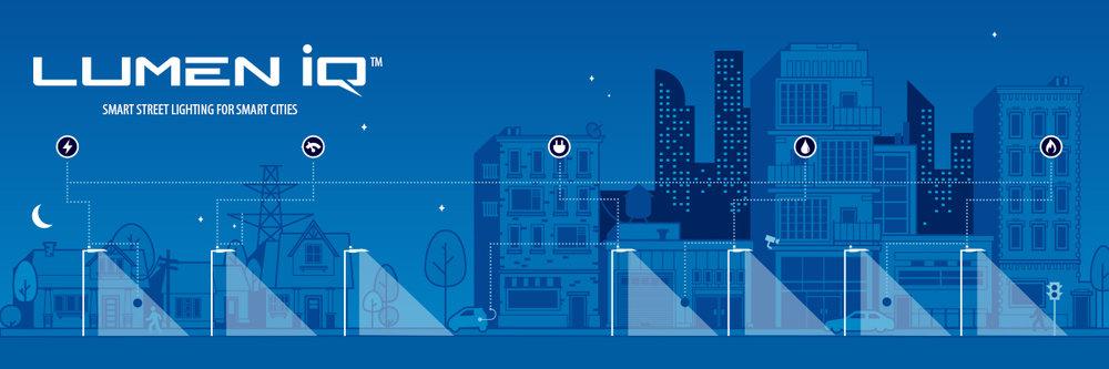 LUMEN IQ: SMART STREETLIGHTING FOR SMART CITIES