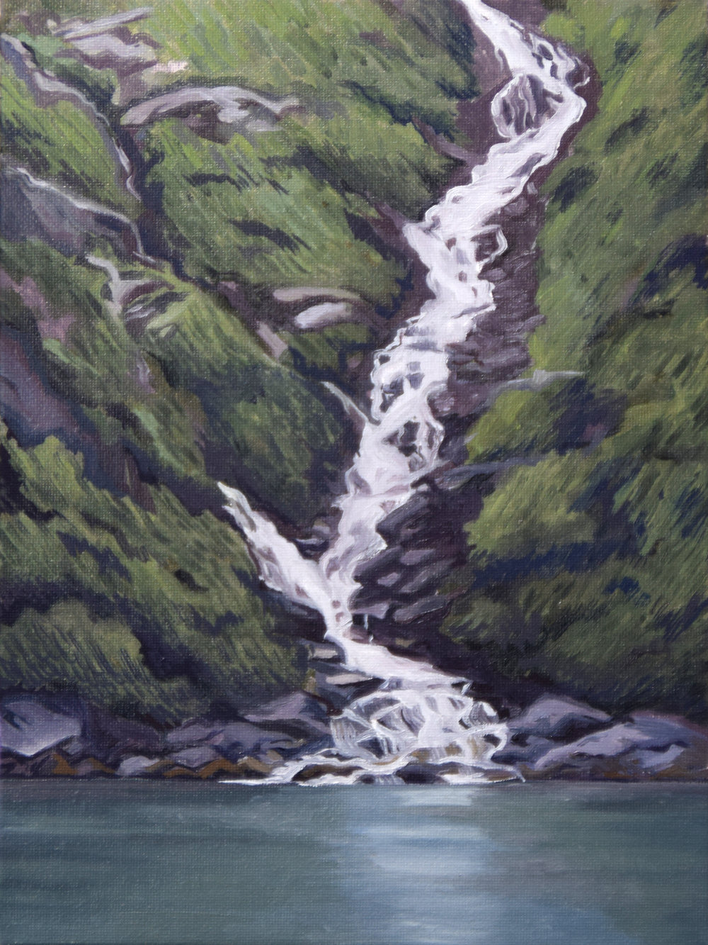 Northern Waterfall