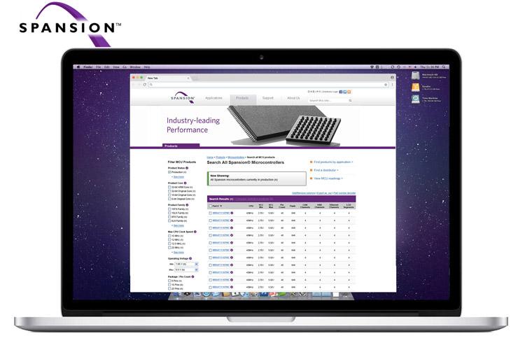 Spansion Product Presentation