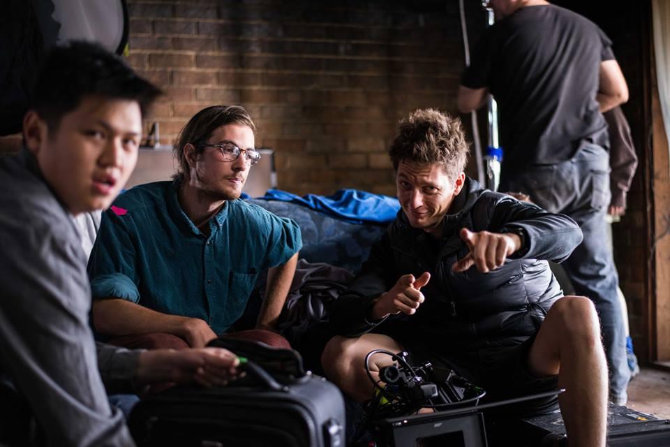 Victor Ng, Florian-Simon Rothman, Cameron Zayec