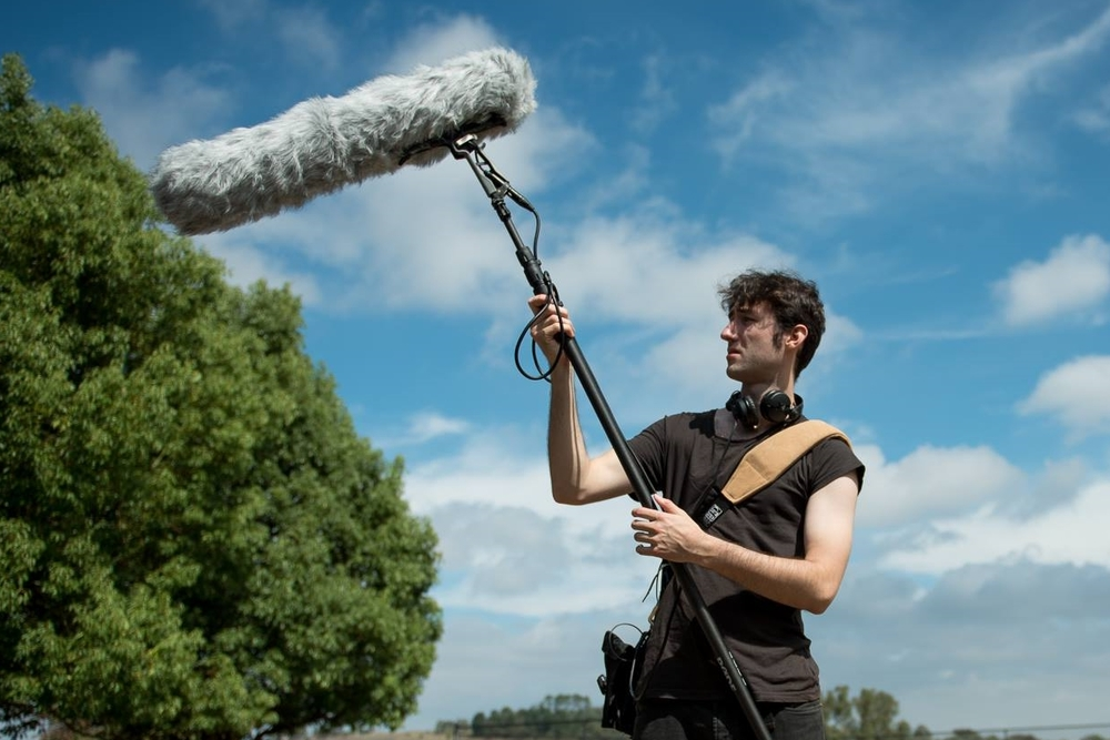 SOUND RECORDIST - Richard Smale