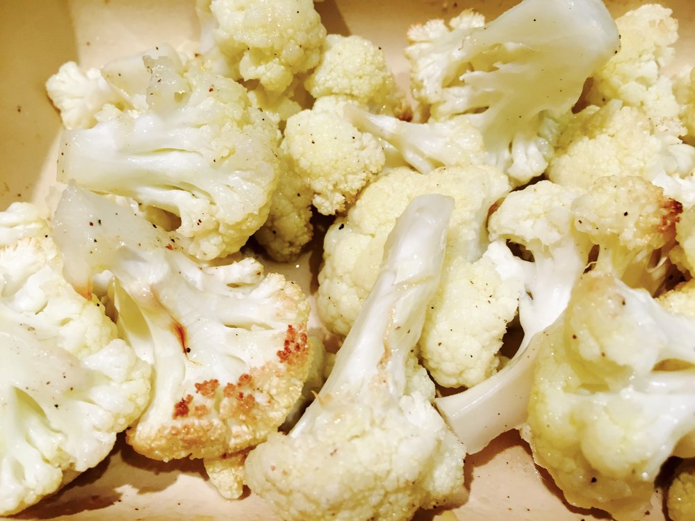 Cauliflower WITHOUT Ayala's Magic Spice