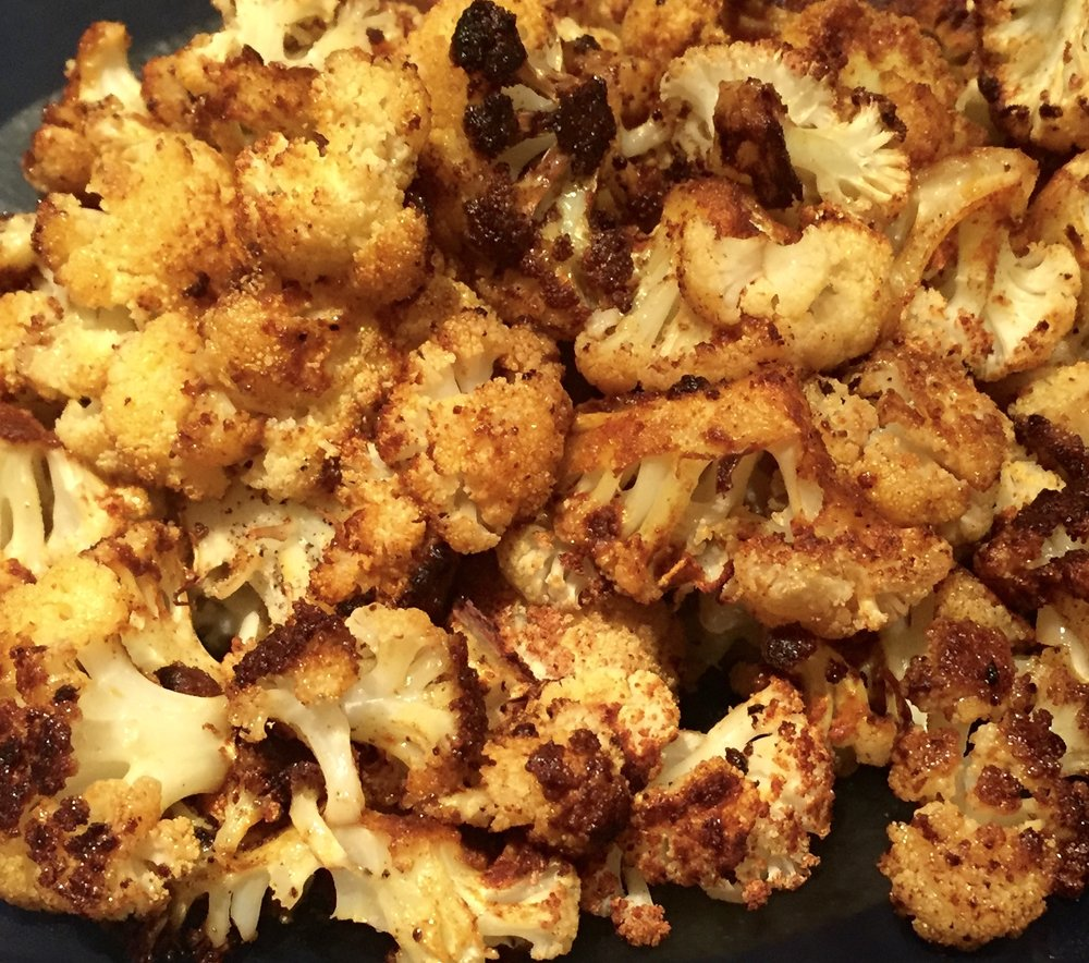 Cauliflower WITH Ayala's Magic Spice