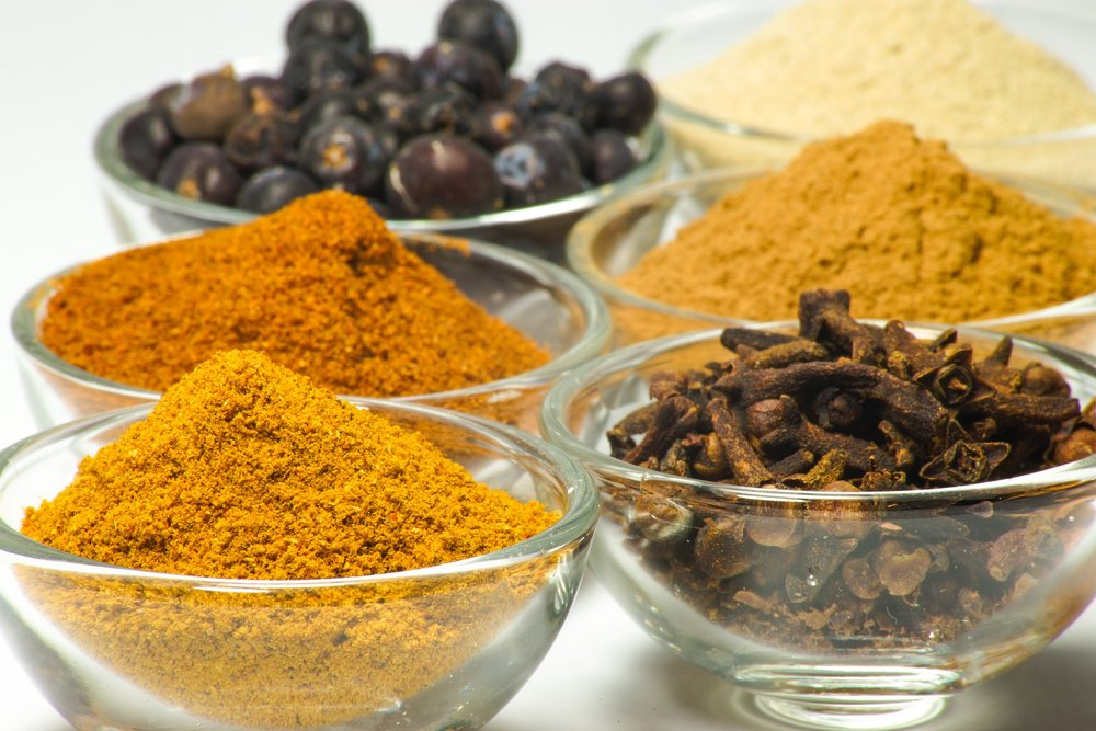 Per weight, spices and herbs top all charts of antioxidant and anti-inflammatory activity.