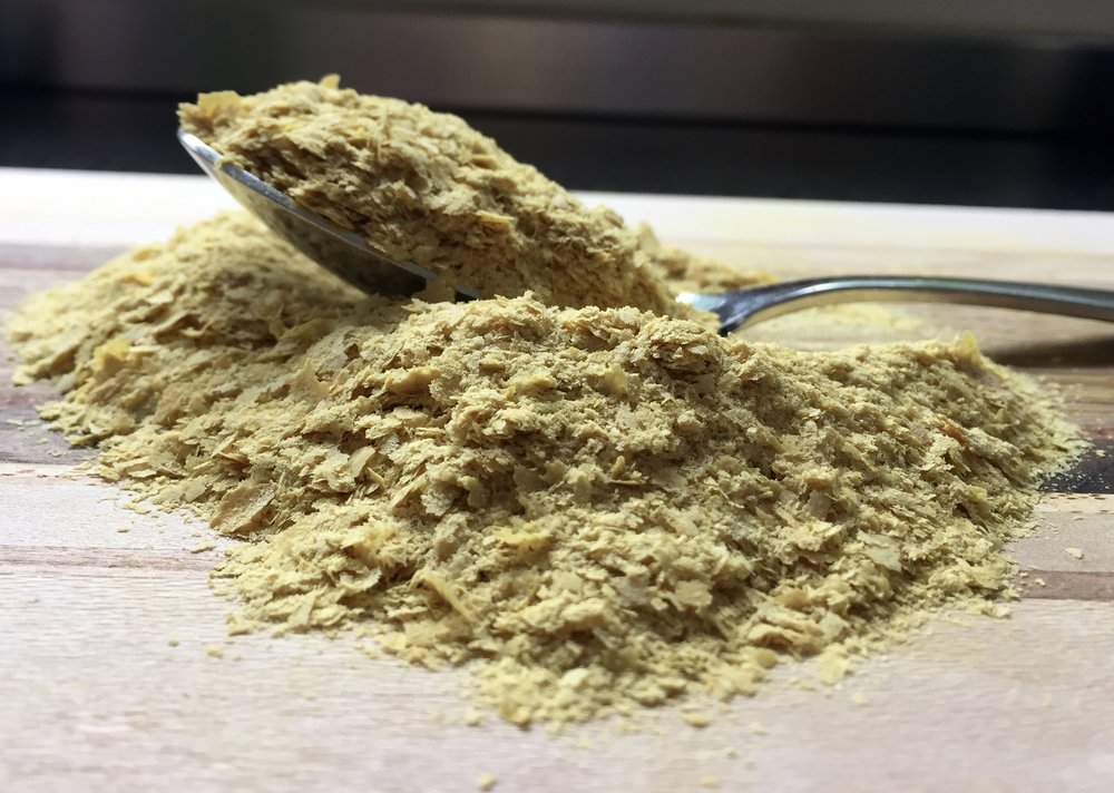 Nutritional yeast have savory, nutty, cheesy taste and provide essential B-vitamins