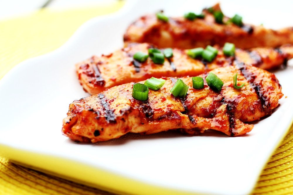 Best grilled chicken with Dr. Ayala's Magic Spice, easy, moist, and extra flavorful and nutritious