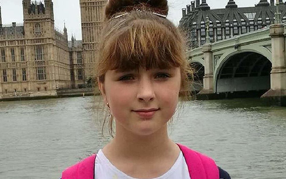 Viktorija Sokolova was murdered and raped in 2018 by a boy she rejected. Photo: West Midlands Police