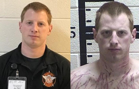 Kirk Taylor Martin raped his ex-girlfriend in March 2019. Photo: Murray County Sheriff's Department