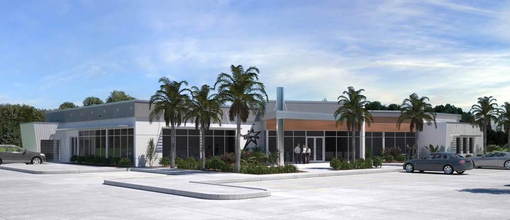 USPTA's new headquarters in the Lake Nona Sports & Performance District, Orlando, Fla. (Credit: USPTA)