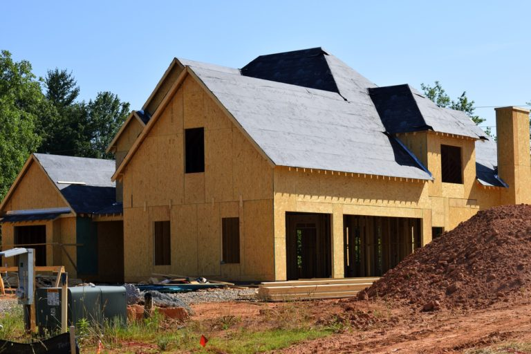 New construction used to supply many starter homes under $200,000. Now the median price is $350,000.