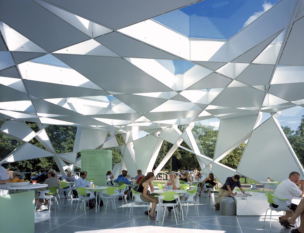 Serpentine Pavilion,  Toyo Ito