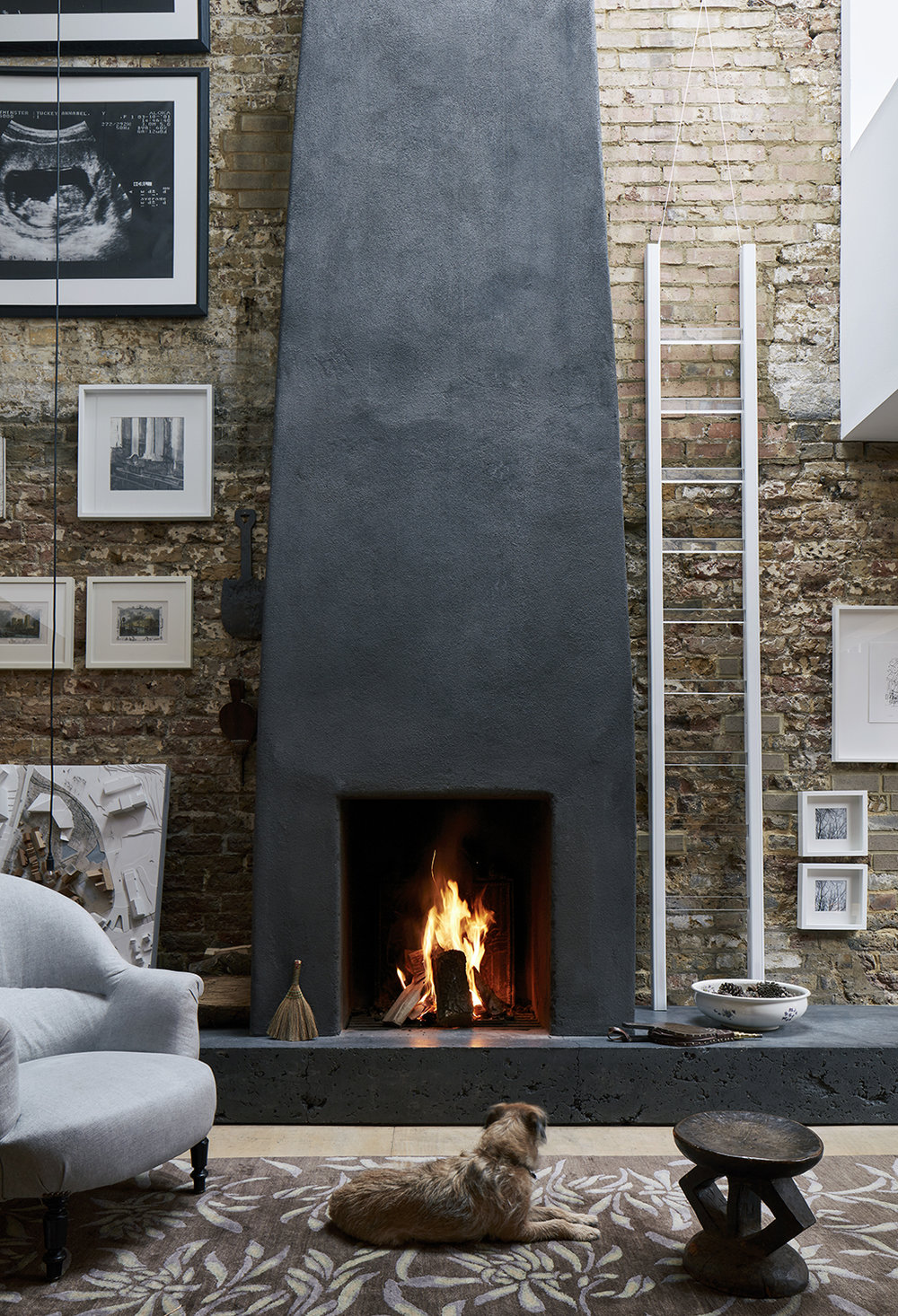 Collage House,  Jonathan Tuckey Design