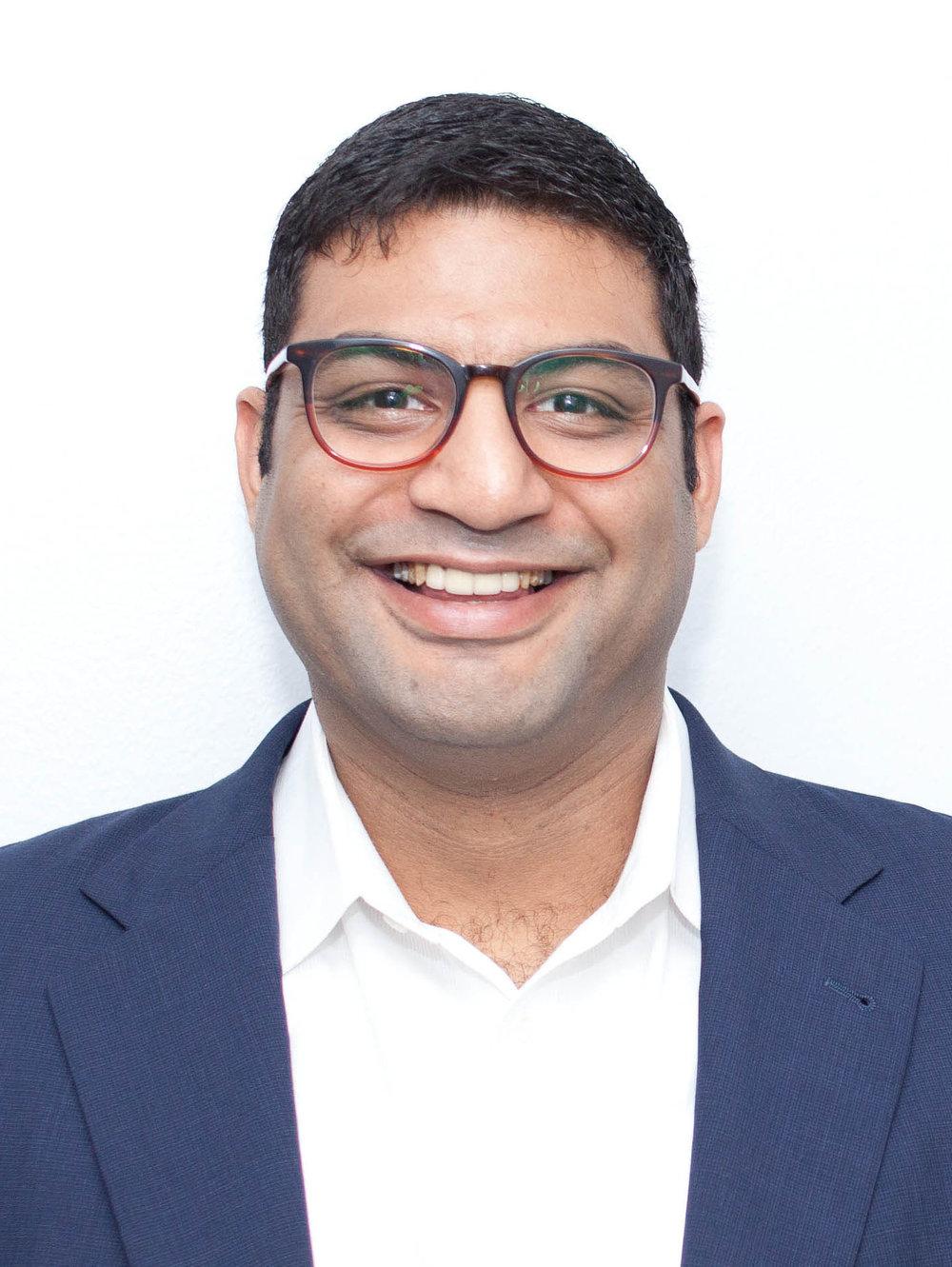 Amin Noorani - Lending Associate