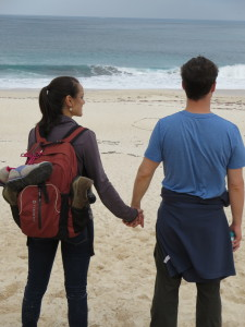 This is the last time James & I were in Africa together (Cape Town, South Africa 2013)