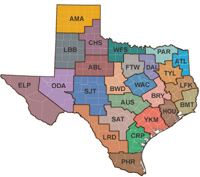 TxDOT_Districts