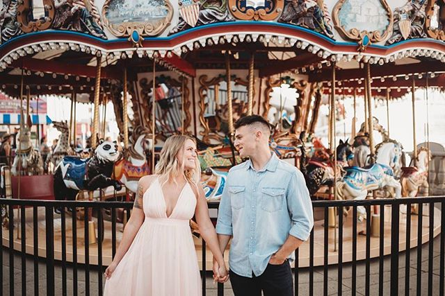 To think this was only a week ago ❤️🎡🎢🎠 I'd move to California for this place. . . . . . . . . . . . . . . . #virginia#virginiacouple #virginiaphotographer #virginiaphotography #vaengagement#muchlove_ig #loveandwildhearts #dirtybootsmessyhair #lookslikefilm#smalpresets #authenticlovemag #oarsandbeanies#757photographer #hamptonroadsphotographer #couplegoals#belovedstories #virginiabeachphotographer #norfolkphotographer #virginiaweddings #adventurebrides #adventurephotographer #annakratovillephotography #loveintentionally