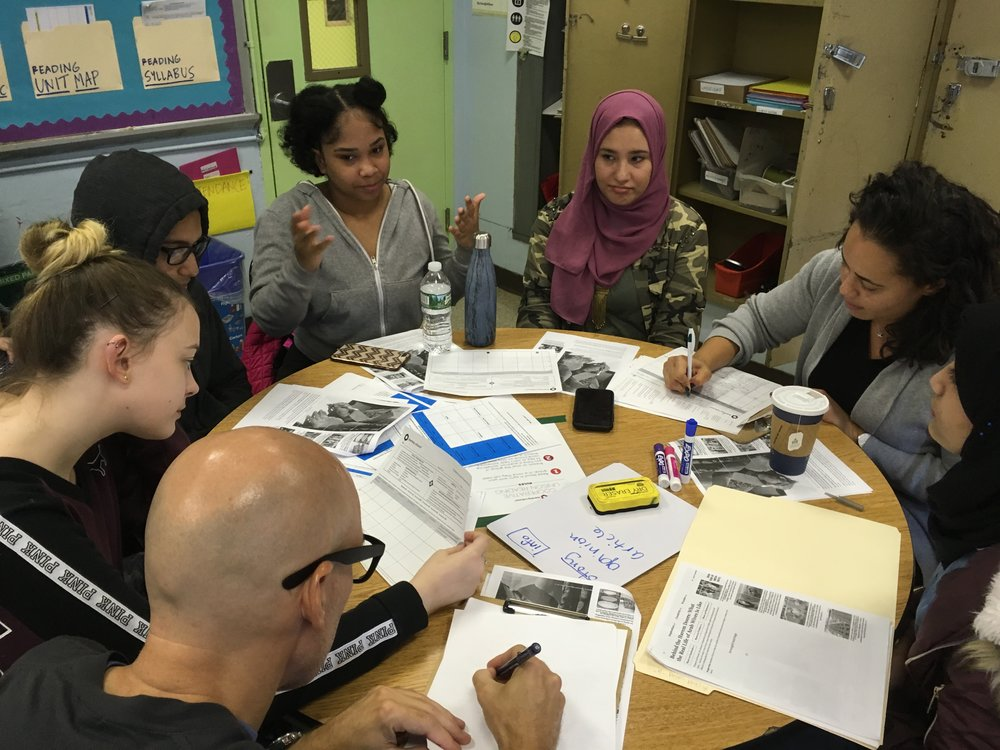 The Learning Experience - 94% of students say that they feel safe in their classes.77% of students say that teachers want students to become better thinkers, not just memorize things96% of teachers say that curriculum, instruction and learning materials are well-coordinated across different grade levels96% of teachers say that adults at their school teach critical thinking skills to students.91% of students say that students with disabilities at their school are included in all activities.