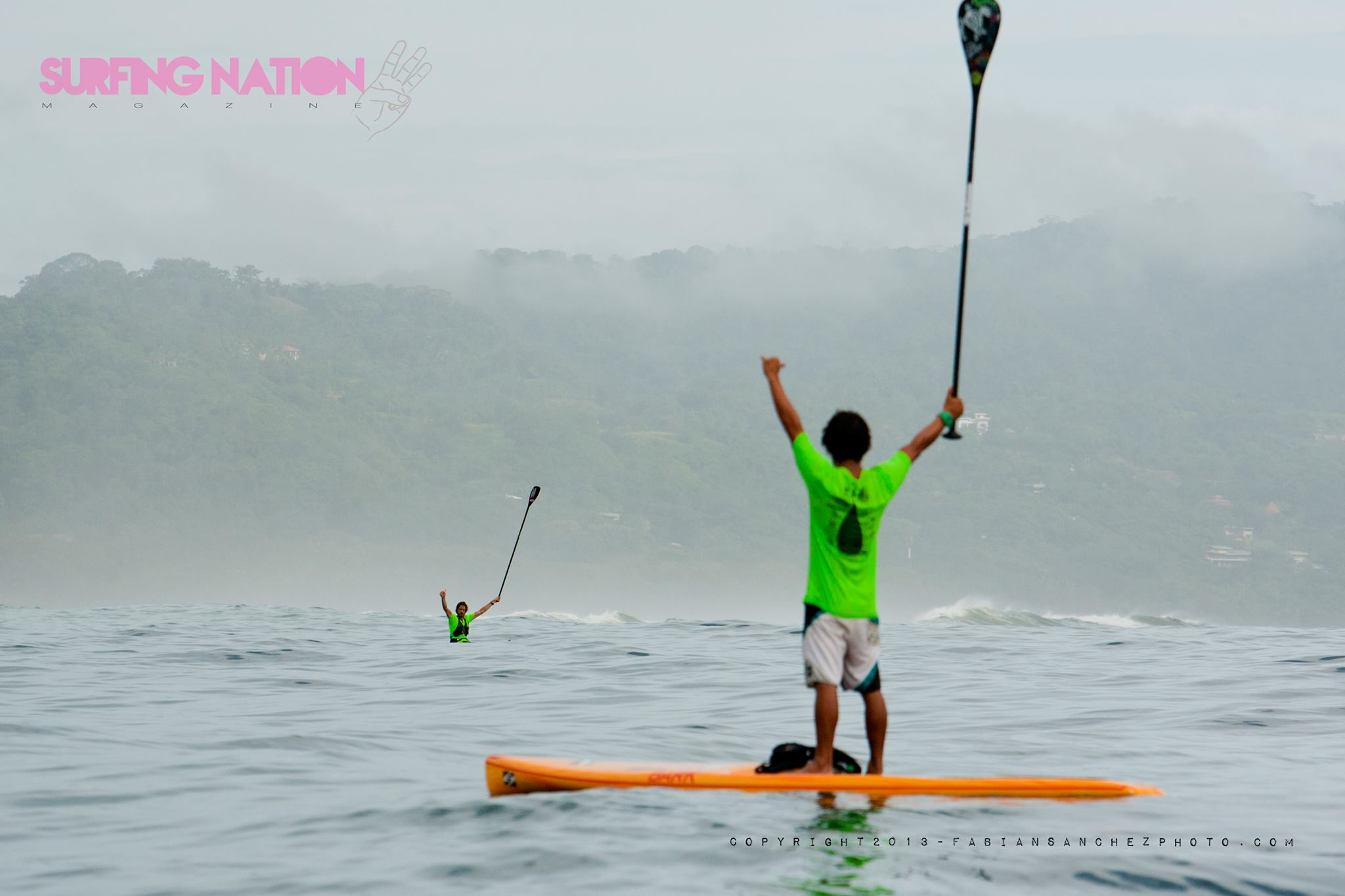 Stand up Paddle in Costa Rica