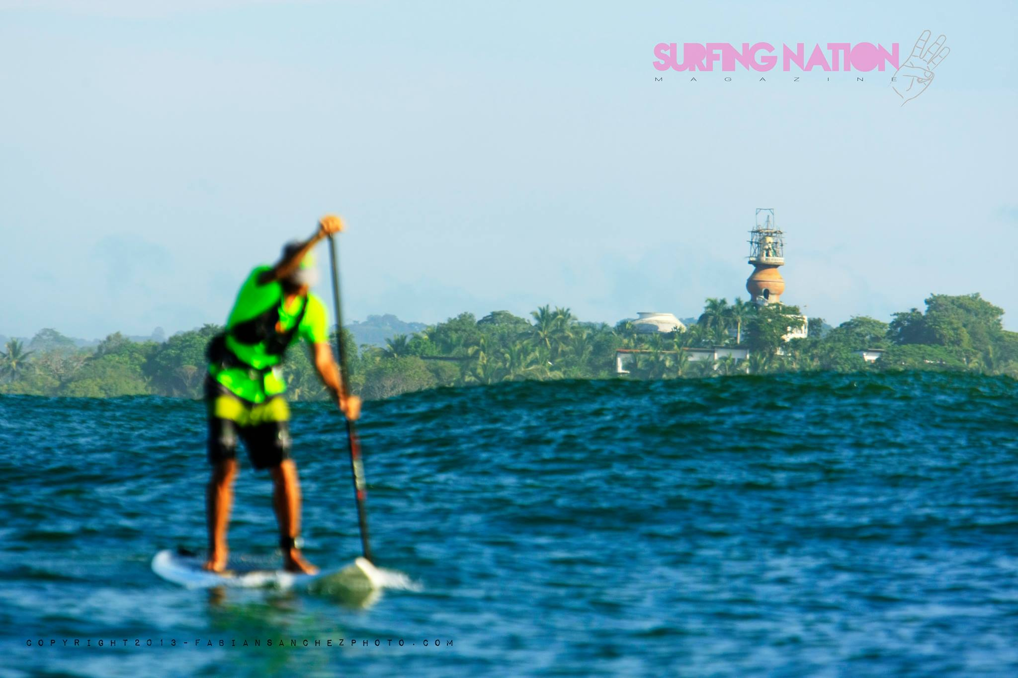 SUP in Costa Rica