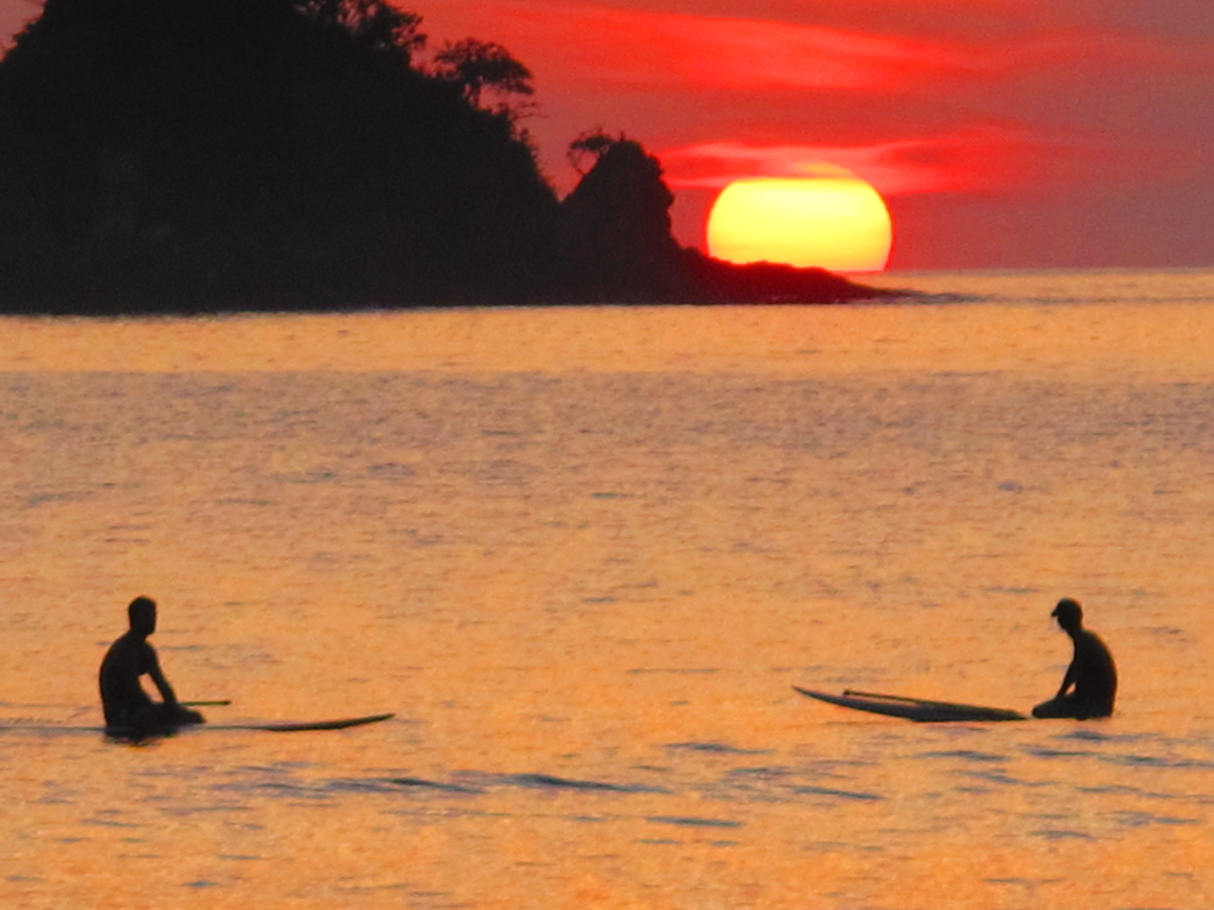 Sunset Stand Up Paddle Costa Rica