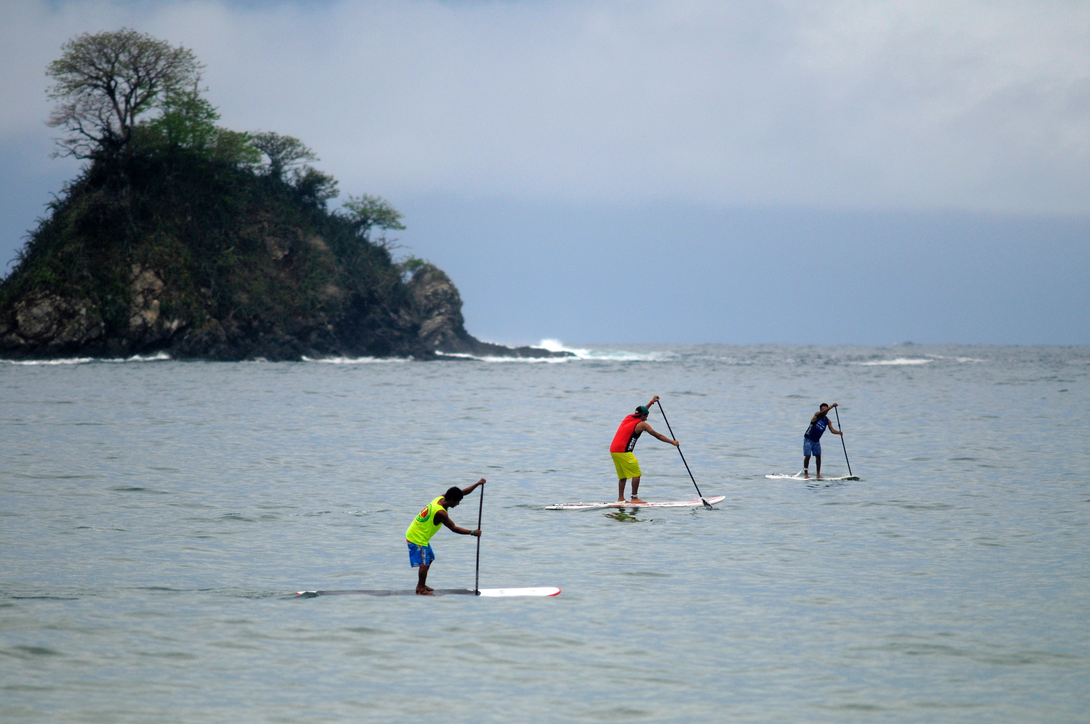 SUP Costa Rica Race