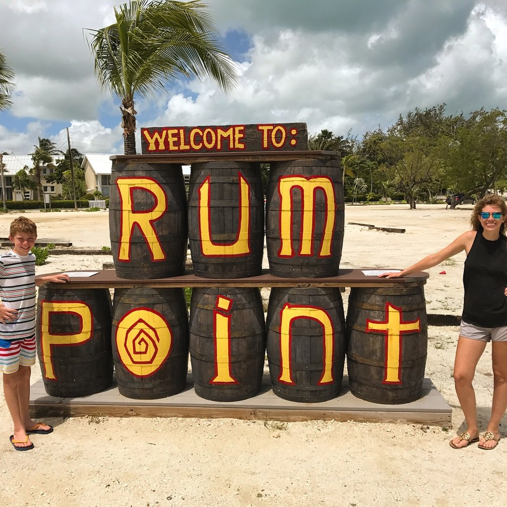 Rum Point - Grand Cayman