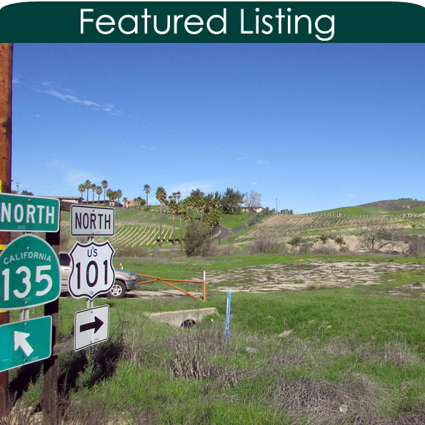 9200 HWY 101 LOS ALAMOS, CA  OFFERED AT $1,350,000     read more..