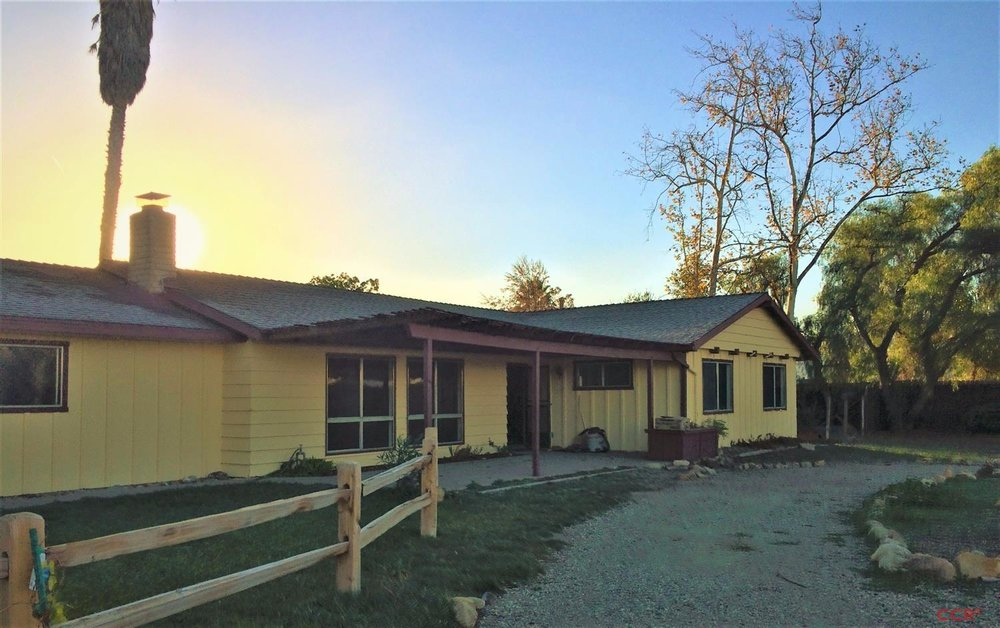 –     JUST SOLD     –          940 Refugio Road,  Santa Ynez, California      OFFERED AT $575,000 - REPRESENTED SELLER