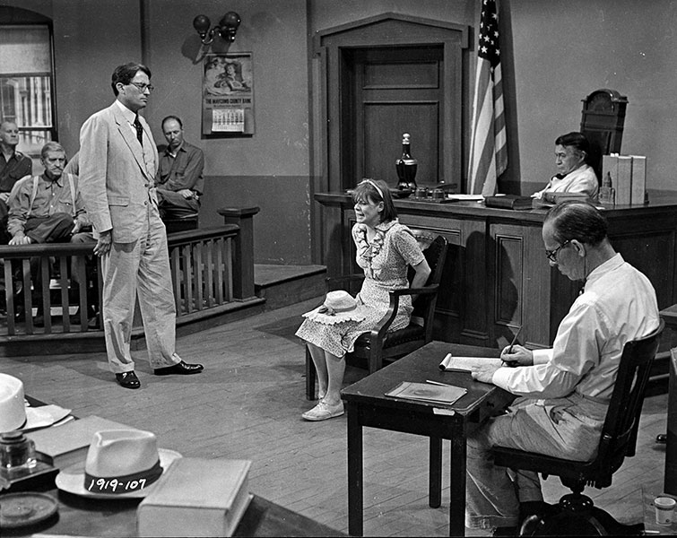 is there a movie for to kill a mockingbird